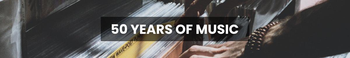 50 Years of Music