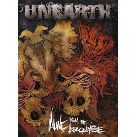 Alive From The Apocalypse - Unearth