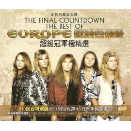 The Final Countdown (The Best Of Europe) - Europe