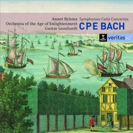 Symphonies, Cello Concertos - Carl Philipp Emanuel Bach