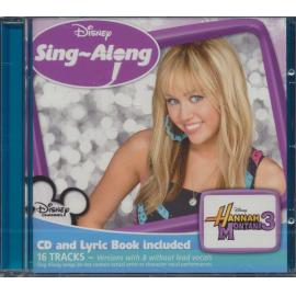 Disney Sing-Along - Hannah Montana 3 - Various