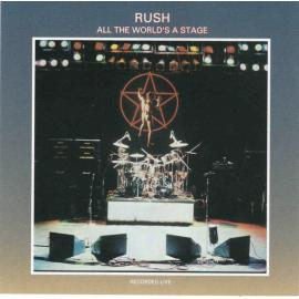 All The World's A Stage - Rush