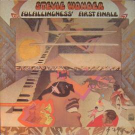 Fulfillingness' First Finale - Stevie Wonder