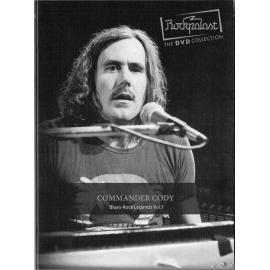 Blues-Rock Legends Vol.1, Live im Rockpalast - Commander Cody