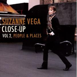 Close-Up Vol 2, People & Places - Suzanne Vega
