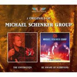 2 Originals Of Michael Schenker Group (The Unforgiven / Be Aware Of Scorpions) - The Michael Schenker Group