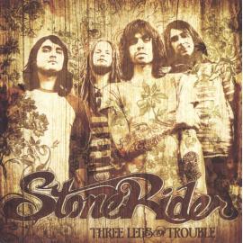 Three Legs Of Trouble - Stonerider