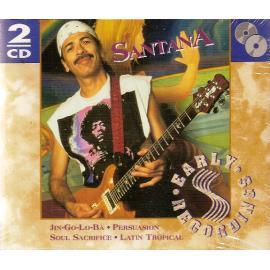 Early Recordings - Santana