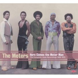 Here Comes The Meter Man (The Complete Josie Recordings 1968–1970) - The Meters