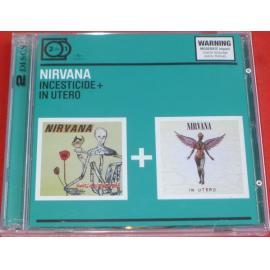 Incesticide + In Utero - Nirvana