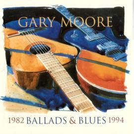 Ballads & Blues 1982 - 1994 Special Edition CD & DVD Set - Gary Moore