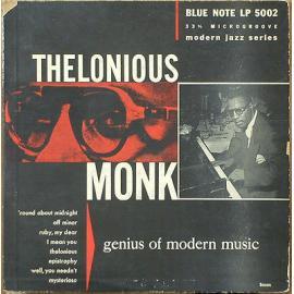 Genius Of Modern Music Volume One - Thelonious Monk