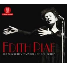 The Absolutely Essential 3 CD Collection - Edith Piaf