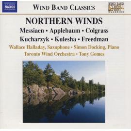 Northern Winds - Olivier Messiaen