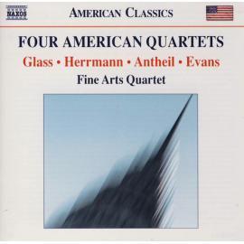 Four American Quartets - Philip Glass