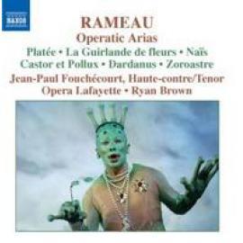 OPERATIC ARIAS - J.P. RAMEAU
