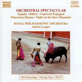 Orchestral Spectacular - The Royal Philharmonic Orchestra