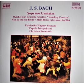 Soprano Cantatas - Johann Sebastian Bach