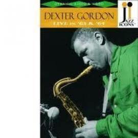 Live In '63 & '64 - DEXTER GORDON