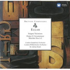Enigma Variations • Pomp & Circumstance Marches Nos.1–5 - Sir Edward Elgar