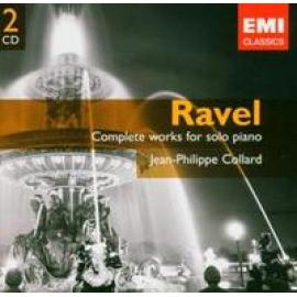 COMPLETE WORKS FOR SOLO P - M. RAVEL