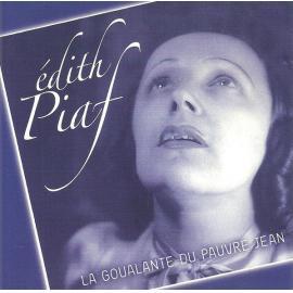 La Goualante Du Pauvre Jean - Edith Piaf
