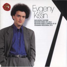 Bach-Busoni, Beethoven, Schumann - Yevgeny Kissin