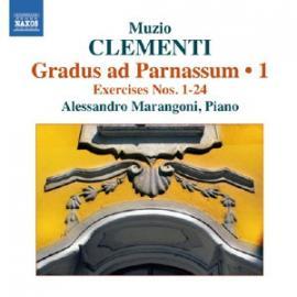 Gradus Ad Parnassum • 1 • Exercises Nos. 1 - 24 - Muzio Clementi