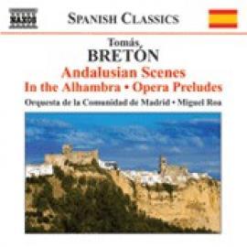 Andalusian Scenes - Tomás Bretón