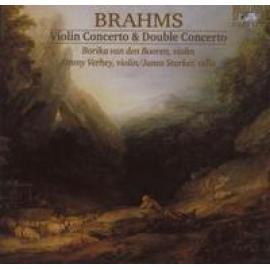 VIOLIN CONCERTOS: DOUBLE - J. BRAHMS