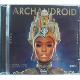 The ArchAndroid - Janelle Monáe