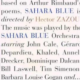 Sahara Blue - Hector Zazou