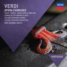OPERA CHORUSES - G. VERDI