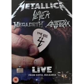 The Big 4: Live From Sofia, Bulgaria - Metallica