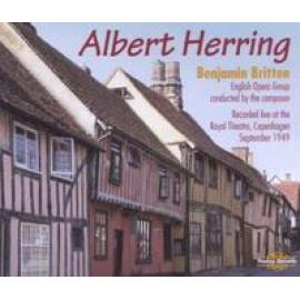 ALBERT HERRING - B. BRITTEN