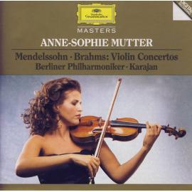 Violin Concertos - Anne-Sophie Mutter