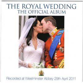 The Royal Wedding The Official Album - Various Production