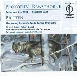 Peter and the Wolf, Practical Cats, The Young Person's Guide to the Orchestra - Sergei Prokofiev