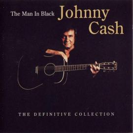 The Man In Black - The Definitive Collection - Johnny Cash