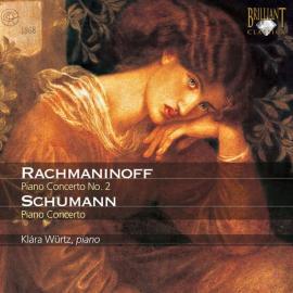Piano Concerto No.2 / Piano Concerto - Sergei Vasilyevich Rachmaninoff
