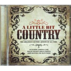 A Little Bit Country - Various Production
