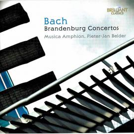 Brandenburg Concertos  - Johann Sebastian Bach