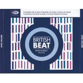British Beat Before The Beatles 1955-1962 - Various