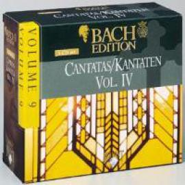 Cantatas / Kantaten Vol. IV - Johann Sebastian Bach