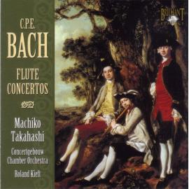 Flute Concertos - Carl Philipp Emanuel Bach