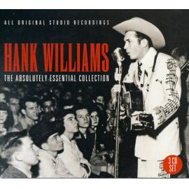 The Absolutely Essential Collection - Hank Williams