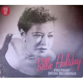 Her Finest Studio Recordings - Billie Holiday
