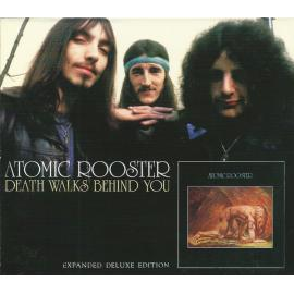 Death Walks Behind You - Atomic Rooster