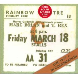 Live 1977 + In Conversation - Marc Bolan