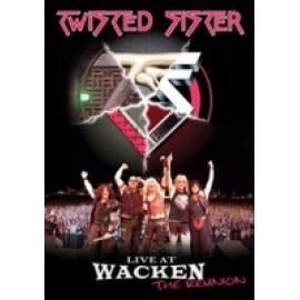 LIVE AT WACKEN -DVD+CD- - TWISTED SISTER